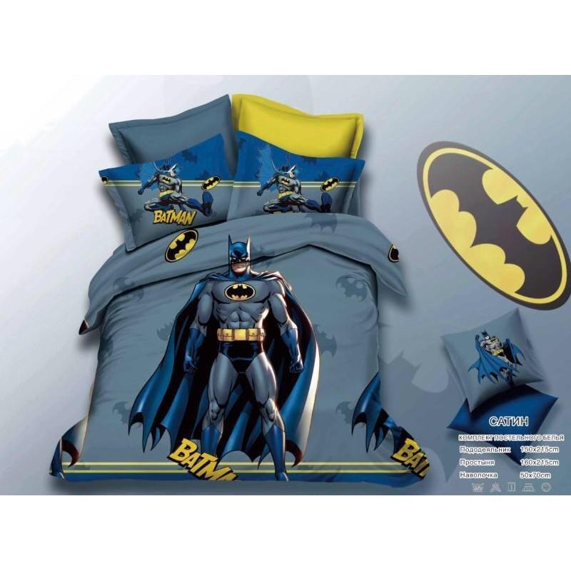 """Детское постельное белье """"Бэтмен 2"""""""