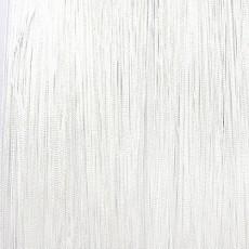 Шторы-нити (кисея). Белая