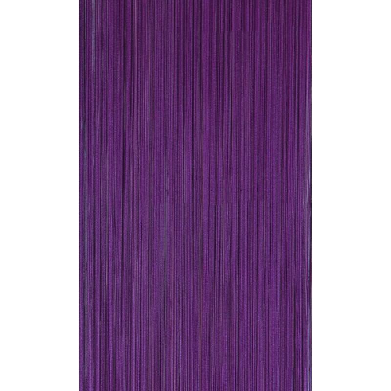 Шторы-нити (кисея). Фиолетовая