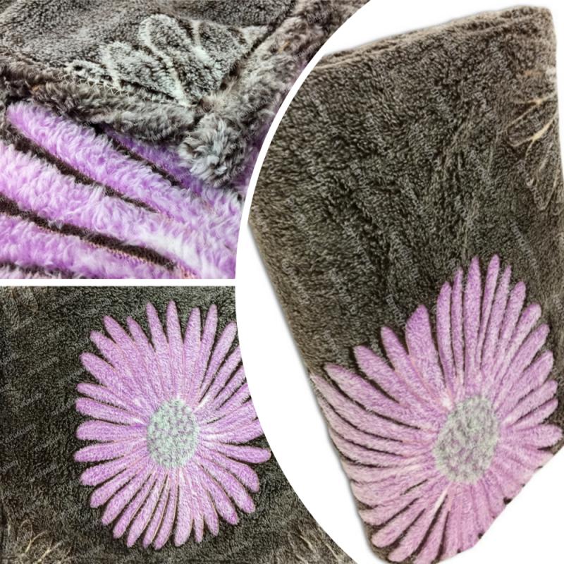 Пледы флисовые, микрофибра